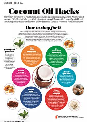 Coconut Oil Hacks