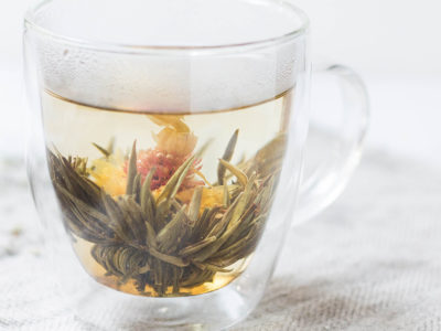 Herbal medicine for the senses, or why I love tea