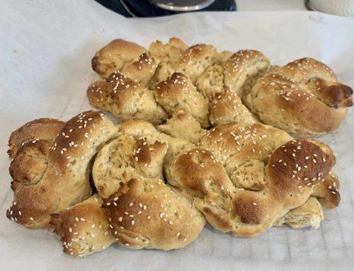 Gluten-free dairy-free challah recipe